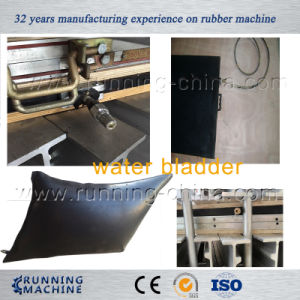 물 냉각을%s 가진 기계를 합동하는 PVC 컨베이어 벨트