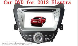 2016년 Elantra를 위한 GPS를 가진 특별한 차 DVD 플레이어 또는 차 오디오