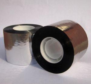 アルミニウムで処理されたBOPPダクトシーリングテープ蒸気障壁のシーリングテープ