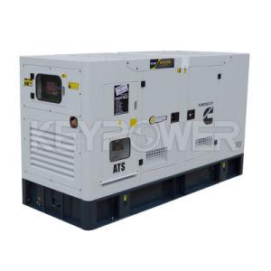 145kw de geluiddichte Elektrische Diesel van de Generator van de Macht van Cummins