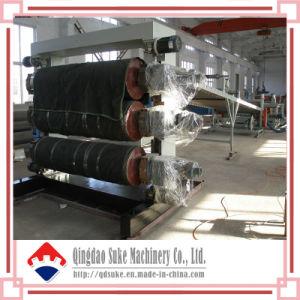 機械生産ラインを作っているプラスチックボード