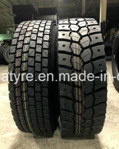 25 millimetri di profondità di impronta fuori dalla strada tutto il pneumatico d'acciaio del camion della parte radiale TBR (315/80R22.5)