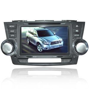 Navigazione radiofonica Highland Bluetooth dell'automobile DVD per Toyota