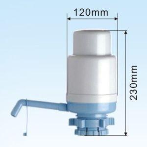 2014 نمط جديد مضخة مياه مع دفع اليد