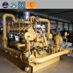45kw-1100kw Gás de hulha Biogás motor gerador de gás natural com marcação CE