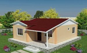Eindeutiges im Freien modulares Installationssatz-bewegliches vorfabrizierthaus-vorfabrizierte Häuser