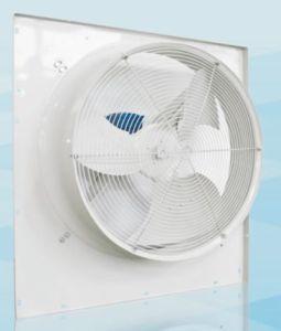 0.9kw Axial Electric Fan voor uit Door Machine van Air Conditioning met Ce RoHS (ryf-710-0.9KW kiezen snelheid uit)
