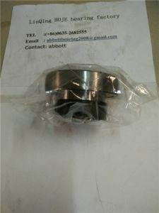 Bloc de chapeau de roulement avec roulement Yar206-2f Grub Verrouillage à vis pour les arbres de pouces / insert de roulement