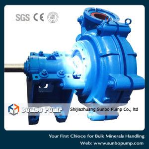 Pompa orizzontale centrifuga dei residui del fornitore professionista/pompa di estrazione mineraria