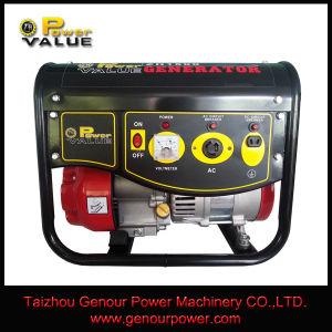 100 % de cuivre 1000W 850W 154f petit générateur à essence Essence