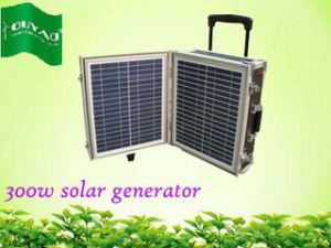 Portable a energia solare Generator 300W