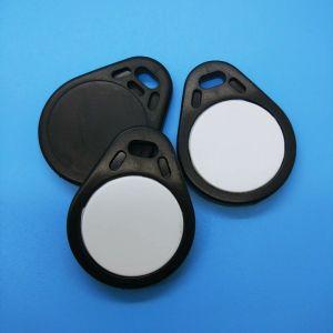ABS lussuoso più di alta qualità KAB-31 Keychain RFID Keyfob di RFID LF EM4102 TK4100 T5577