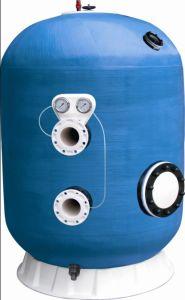 Filtro laterale da profondità del supporto con la flangia per le piscine