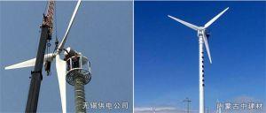sistema de la turbina de viento 20kw incluyendo el generador de viento + el regulador de Blade+