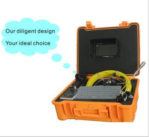 Sistema de cámaras de vigilancia de vídeo submarino