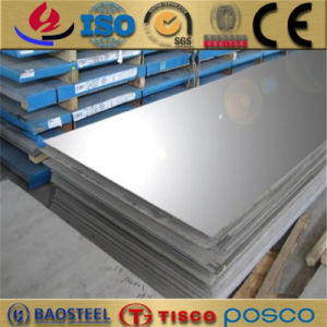 Strato principale dell'acciaio inossidabile di rivestimento 2b di qualità 304 di Tisco con ultra spessore