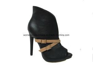 Les plus défuntes chaussures de santal de talon haut de mode de femmes de modèle pour l'usager