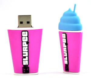 Горячий реальных возможностей продаж 1-64Гб Custom флэш-накопитель USB