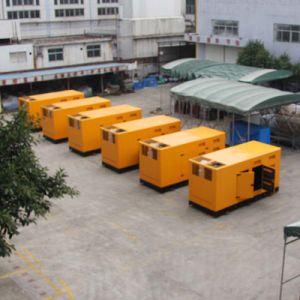 제조자에게서 하는 550kw/688kVA 침묵하는 디젤 엔진 발전기