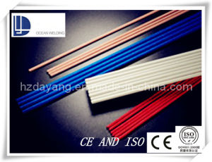 Different Color 높 질 Rbcuzn-C Welding Wire를 가진 유출 Coated