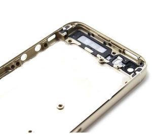 Ventas caliente Tapa de batería para iPhone 5s