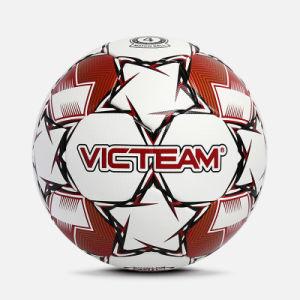El tamaño de logotipo personalizado de alta gama 4 5 coincide con balón de fútbol