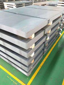 Placa de acero al carbono laminado en caliente de la hoja
