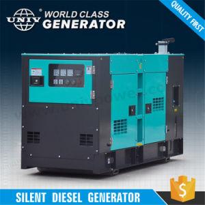 250 ква звуконепроницаемых дизельных генераторных установках-4