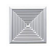 Diffusore Quadrato-Rotondo di plastica dell'aria (112)