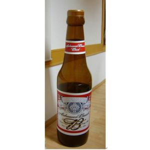 La publicidad hinchable de PVC Botella de Cerveza (siempre-L007)