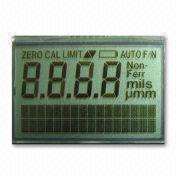 영숫자 LCD 단위