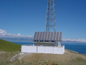 산업 신청을%s 태양 에너지 체계