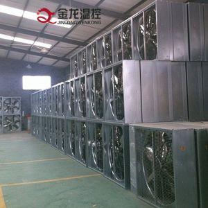La volaille et le bétail à la Chambre d'obturation en acier inoxydable de 50 pouces ventilateur d'échappement