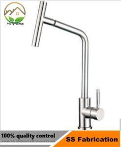 Tapkraan/Mixer/Kraan de de de Van uitstekende kwaliteit van het Roestvrij staal van de Keuken van de Uitvoer van China
