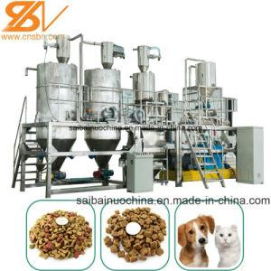 Grande capacidade de Cão Gato Peixe linha de produção de alimentos para animais de estimação