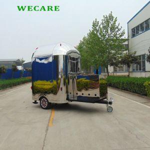 最上質の移動式食糧トレーラー