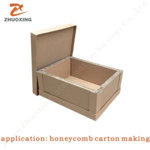 蜜蜂の巣のペーパーまたはボードのためのDielessのナイフの打抜き機
