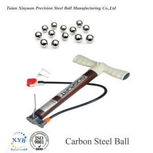 La bola de acero de carbono para bicicleta bombea 2.381mm 3/32 pulgadas G1000 5/32 de pulgada 3.969mm