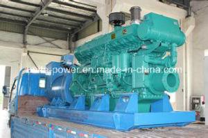 600kVA Mwm Deutz Marine Diesel Engine Generator Set 50Hz