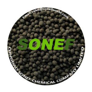 Organische Meststof van het Humusachtige Zuur van de Deeltjes van fabrikanten de Zwarte