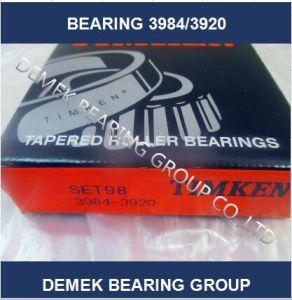 Горячий продать -Timken 3984/3920 конического роликового подшипника установите98