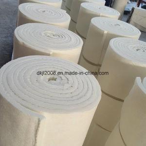 1260 Couverture pour la fibre de céramique du four isolement