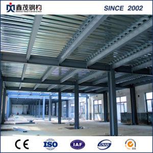 Estructura de acero prefabricados edificio para el Taller de bastidor de acero