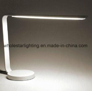 Candeeiro de mesa com LED de leitura moderna (WHL-1377)