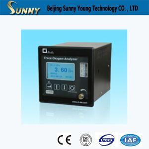 オンラインか携帯用窒素または酸素のガス分析器窒素のガス分析器79%~99.999%