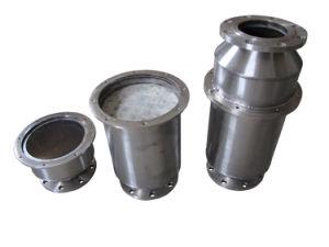 Deutzのスタンバイの発電機Gensetのためのディーゼル微粒子フィルターは黒い煙および有害なガスを減らす