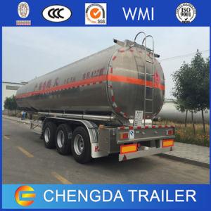 記憶オイルディーゼルガソリンタンカーのガソリンFeulタンクトレーラー30000L