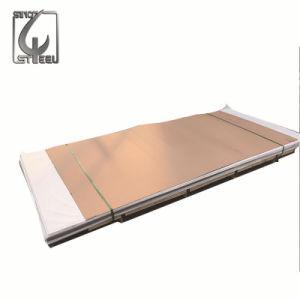 L'alta qualità 304 laminato a freddo lo strato dell'acciaio inossidabile per costruzione