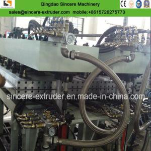 PP PE PC panneau en polycarbonate extrudé à effet de serre de la machine