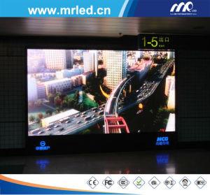 Nouvelle conception P6.25mm Affichage LED Mrled stade intérieur / maille écran affichage LED